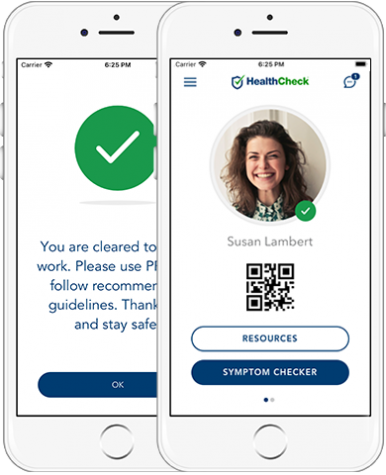 HealthCheck Digital Passport